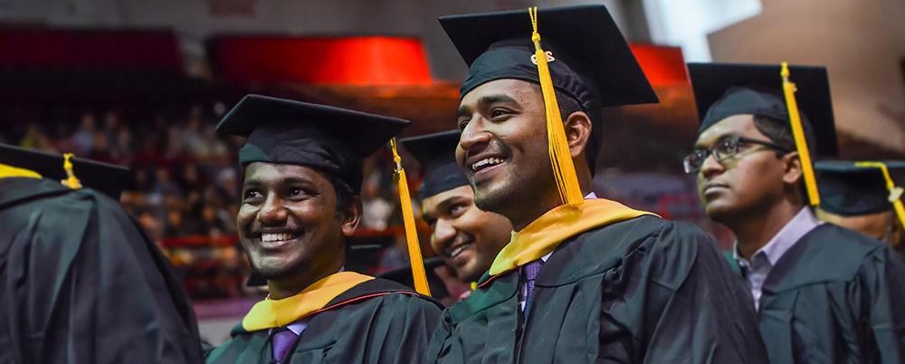 Congratulations Spring 2019 graduates