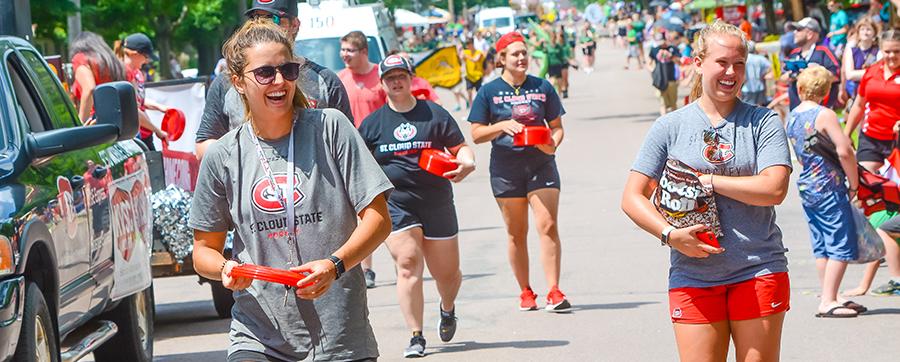 Photo gallery: 2019 parade celebrations